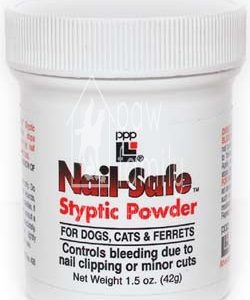 PPP Nail Safe - Styptic Powder
