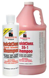 PPP Quick Clenz - Quick Rinsing Shampoo