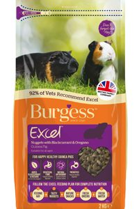 Burgess Excel Guinea Pig Oregano Blackcurrant