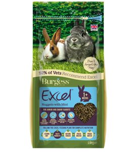 Burgess Excel Rabbit Junior Dwarf Mint