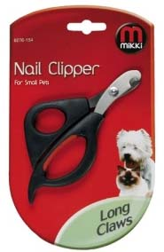 Mikki Scissors Nail Clipper for Small Pets