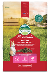 Oxbow Young Rabbit Essential Fortified Food