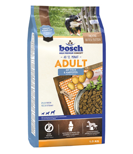 Bosch High Premium Adult Fish & Potato