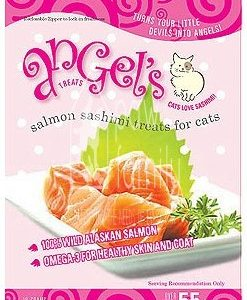 Angel's Salmon Sashimi Treats for Cats