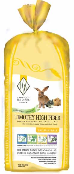 APD Timothy High Fiber Hay