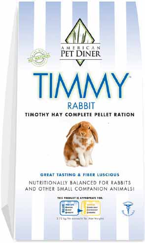 APD Timmy Rabbit Pellets