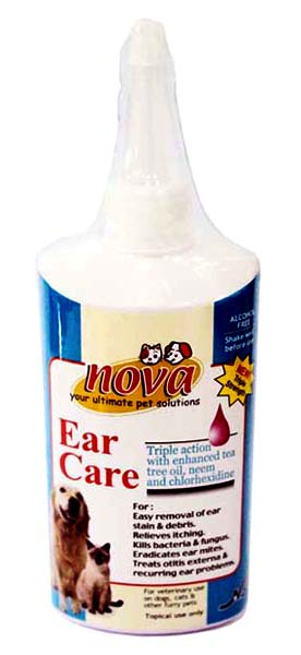 Nova Ear Care New Triple Aciton