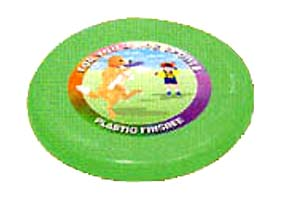 Toy Plastic Frisbee - Small
