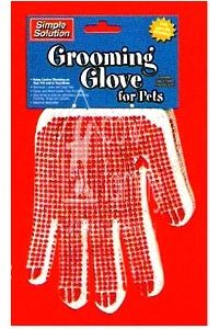Simple Solution Grooming Gloves For Pets