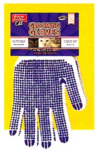 Simple Solution Grooming Gloves For Cats
