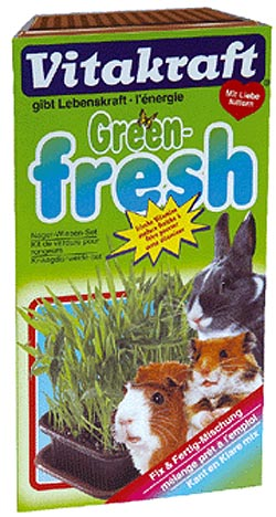 Vitakraft All Small Animals Green Fresh Pet Grass