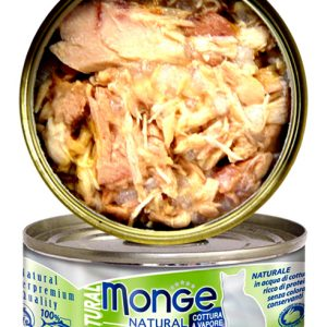 Monge Natural - Yellowfin Tuna with Chicken