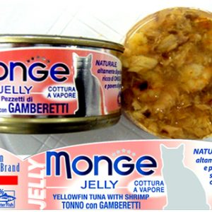 Monge Jelly - Yellowfin Tuna with Shrimp