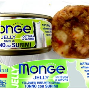 Monge Jelly - Yellowfin Tuna with Surimi
