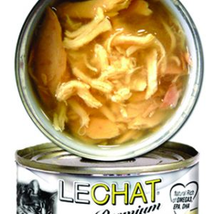 LeChat Premium Tuna with Chicken