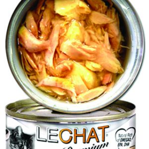 LeChat Premium Tuna with Salmon