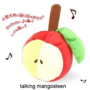 Talking Mangosteen Toy