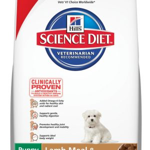 Science Diet Puppy Lamb Meal & Rice Recipe Small Bites
