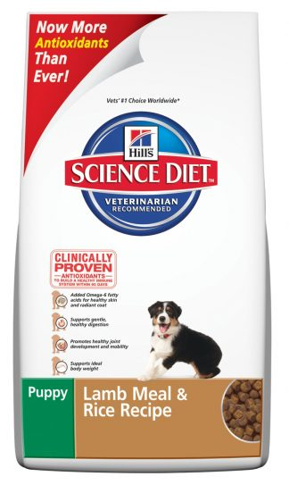 Science Diet Puppy Lamb Meal & Rice Recipe