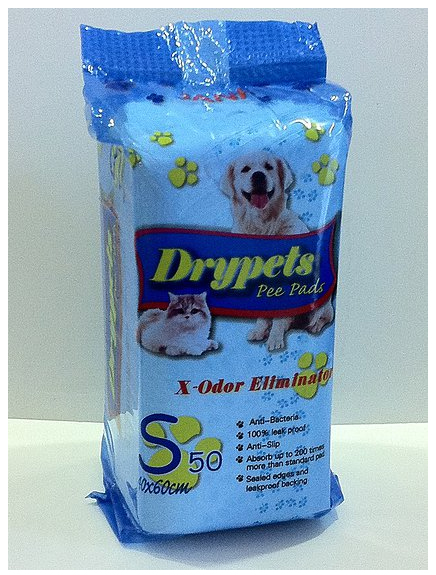 Drypets Pee Pads - S Size