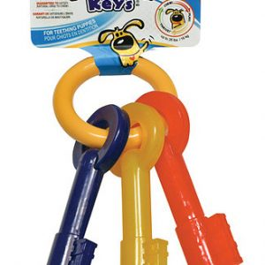 Nylabone Puppy Teething Keys - Small