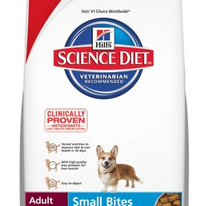 Science Diet Canine Adult Small Bites- 7.5kg