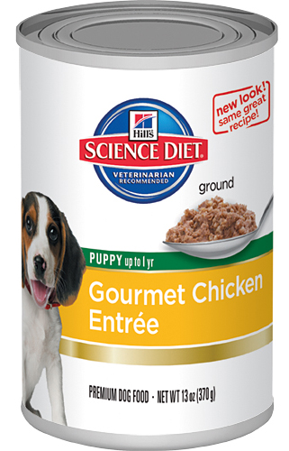 Science Diet Puppy Chicken - 13oz x 12