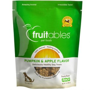 FRUITABLES Pumpkin And Apple - 40g