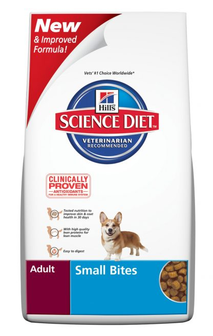 Science Diet Canine Adult Small Bites