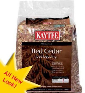 Kaytee Red Cedar Bedding & Litter 1000 cu in