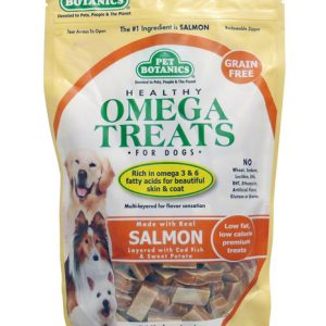 Pet Botanics - Healthy Omega Treats - Salmon - 6oz