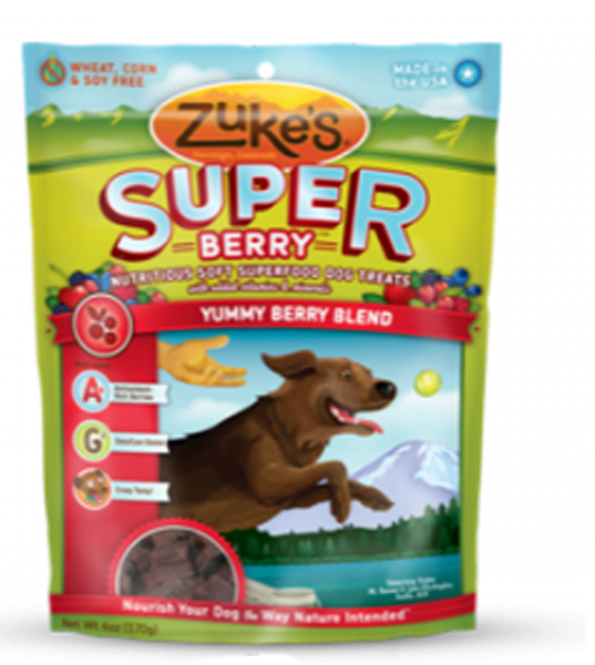 Zuke's Super - Berry