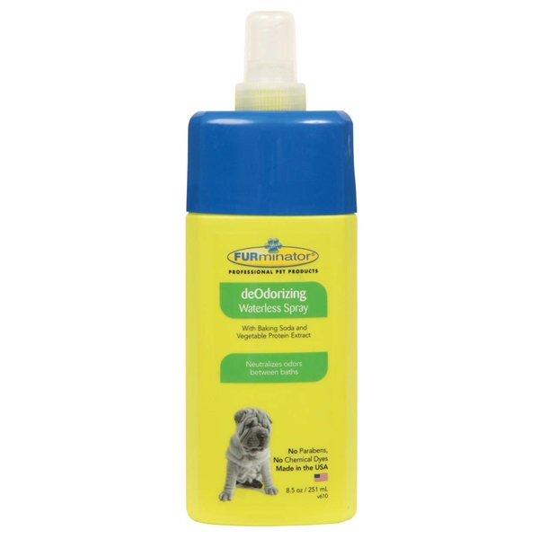 Furminator deOdorizing Waterless Spray -8.5 oz