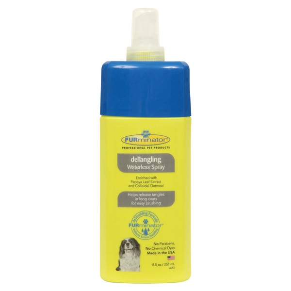 Furminator deTangling Waterless Spray -8.5 oz