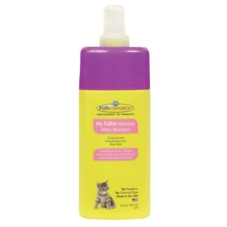 Furminator My FURst™ Waterless Kitten Shampoo -8.5 oz
