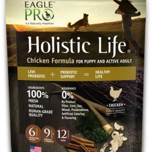 Eagle Pro Holistic Chicken Formula for Puppy and Active Adult