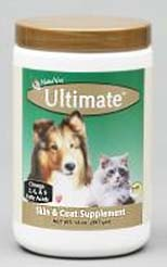 NaturVet Ultimate Skin & Coat Supplement
