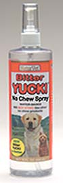 NaturVet Bitter Yuck! No Chew Spray