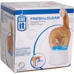 Catit Fresh & Clear Small Drinking Fountain
