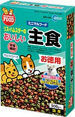 Marukan Hamster Basic Food