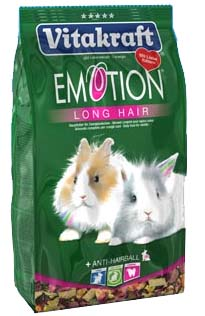 Vitakraft Emotion Longhair (Rabbit)