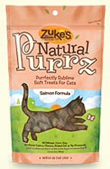 Zuke's Natural Purrz - Salmon