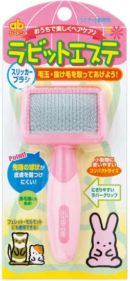 Gex Abseton Rabbit Slicker Brush