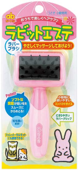 Gex Abseton Rabbit Rubber Brush