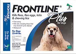 Frontline Plus for Medium Dogs 10-20kg