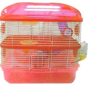 Hamster Cage - 2 Stories
