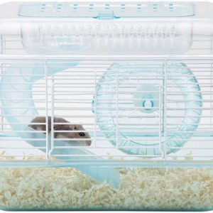 Gex Abseton Hamster Clear Palace Green