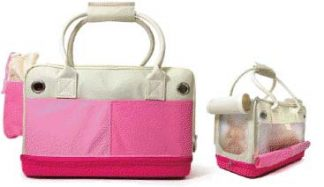 Jolly Rabbit Carrying Bag - Pink