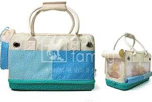 Jolly Rabbit Carrying Bag - Blue