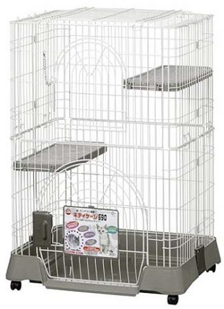 5 in 1 Kitty / Chinchilla Cage 690